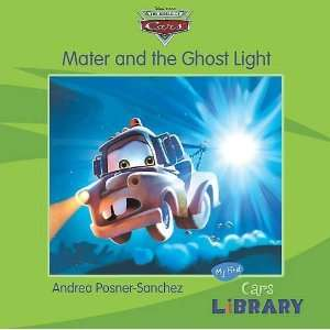Disney Pixar Cars Mater and the Ghost Light