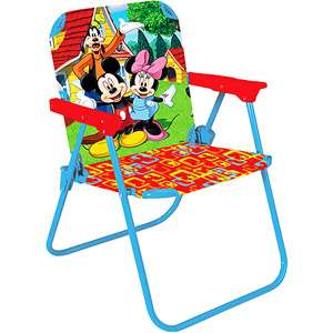 Disney   Mickey & Friends Patio Chair, Sets of 2: Kids & Teen Rooms