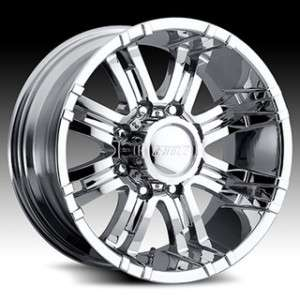 American Eagle Wheels, style 197, 18 x 9, 8 x 6.5