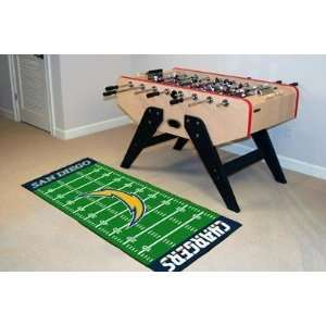Fanmats San Diego Chargers Team Runner