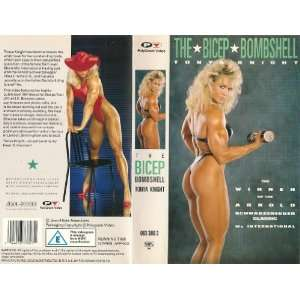 Bicep Bombshell Tonya Kn. [VHS]: .co.uk: Video
