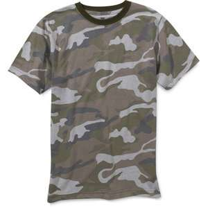 Faded Glory   Boys Camo Tee Shirt Boys