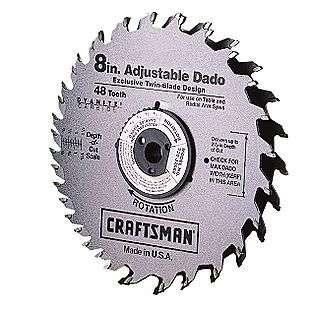 Excalibur Dado  Craftsman Tools Replacement Blades Dado Blades