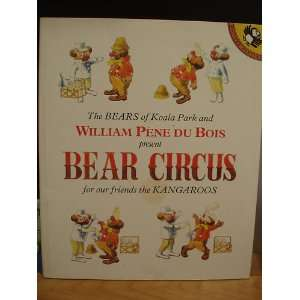 Bear Circus (The Bears of Koala Park) (9780140507928