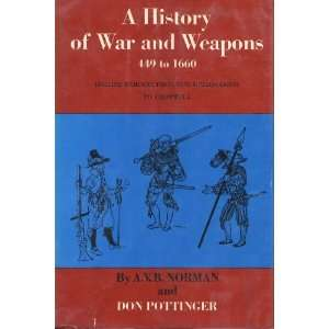 A History of War and Weapons 449 to 1660  English Warfare