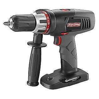 Cordless 1/2 Drill/Driver  Craftsman Tools Portable Power Tools
