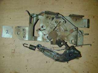 Kawasaki 19HP #FH601V Twin Cylinder OHV Engine   Carburetor Linkage