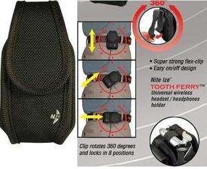 Sprint Kyocera E4233 DuraPlus Rugged Pouch Belt Clip Case Cargo