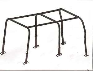 Family Roll Cage Kit Jeep CJ8 Roll Bar Kit Scrambler
