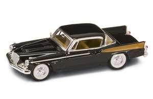 Yat Ming 143 58 Studebaker Golden Hawk – Black
