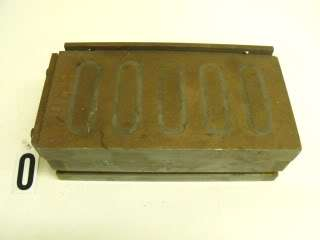 EX CELL O CORP. MAGNA SINE PERMANENT MAGNETIC CHUCK