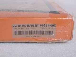 Life Like? HO Harley Davidson Limited Edition Train Set w/ FA Diesel