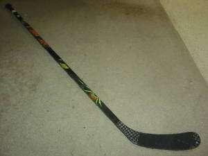 Patrick Rissmiller San Jose Sharks Game Used Stick
