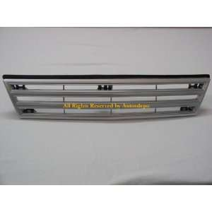 Chevy Cavalier 2Dr Front Black Grille Grille Grill 1988 1989 1990 88