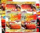 Cars Lighting McQueen Birthday Party Banner Flags Invitation Cards