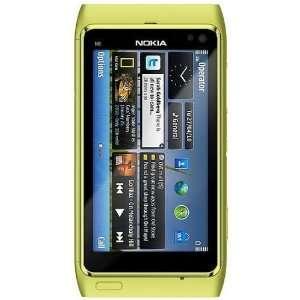 Nokia N8 GREEN Unlocked Phone
