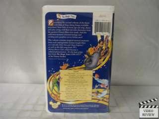 Disney Sing Along Songs The Magic Years VHS 786936044140