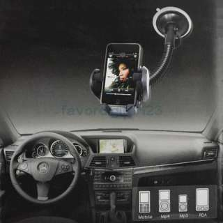 CAR MOUNT WINDSHIELD VENT HOLDER FOR iPhone iPod Touch