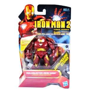 Iron Man 2 Movie Series 4 Inch Tall Action Figure Set #27