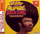 Ready 2 Rumble Boxing Sega Dreamcast, 1999