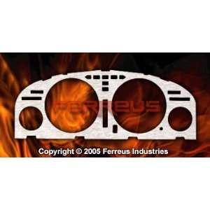 Honda Accord (Auto) Aluminum Gauge Bezel Dash (New)