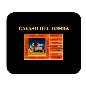Italy Region   Veneto, Cavaso del Tomba Mouse Pad