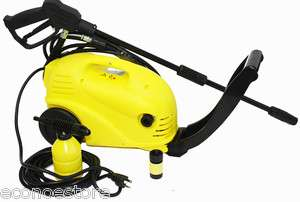 2300PSI HIGH PRESSURE WASHER CLEANER DRIVEWAY PORCH