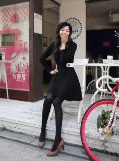 yrfashion Korean Fashion Women Pretty Wool Woolen with White Belt