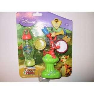 My Friends Tigger & Pooh Motorized Bubbler Disney My Friends