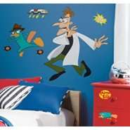 Phineas & Ferb   Agent P Peel & Stick Giant Wall Decals
