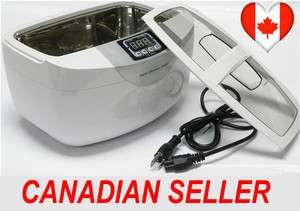 Brand New Dental Medical Digital Ultrasonic Cleaner 2.5