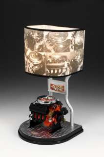 Chrysler Dodge Plymouth Hemi 426 Engine Table Desk Lamp