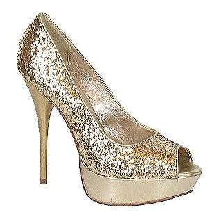 Womens Kir Sten   Gold Rock Glitter  Luichiny Shoes Womens Dress