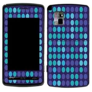 Polka Dots Design Decal Protective Skin Sticker for LG VU