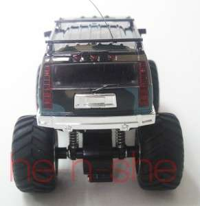 Mini Radio Remote Control RC Pickup Monster Truck Jeep 2008D 8 9180 8