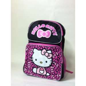 Hello Kitty Combo   New Arrival Sanrio Hello Kitty Bow Large Backpack