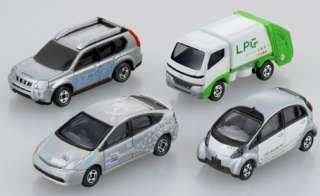 Takara TOMY Tomica Eco Car Collection エコカーコレクション