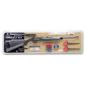 Grizzly Air Rifle Kit (Shoots .177 Pellets, BBs) Sports