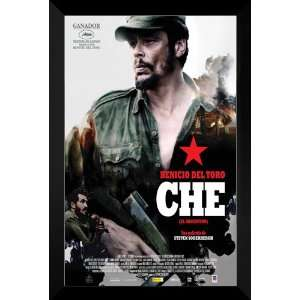 Che Guevara: Part One FRAMED 27x40 Movie Poster: Home