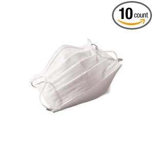 Adenna FEL110V Earloop Face Masks, 3 ply, 4 fold, Violet, 50 Count