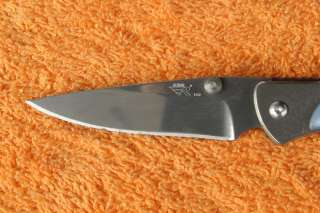 SANRENMU SRM High Quality Steel Folding Knife AL H02