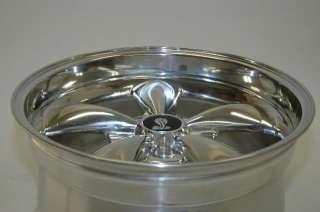 AFS 1994 2004 Mustang BULLITT Wheels 18 x 9 +10.5