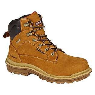 Mens Jagger Steel Toe Work Boot   Wheat  Craftsman Shoes Mens Boots