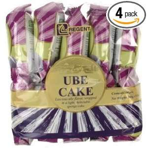 Packs Regen Ube Cake 200g Ea  Grocery & Gourme Food