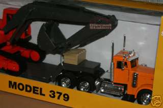 PETERBILT 379 TRUCK Constraction Series DIECAST 1/32