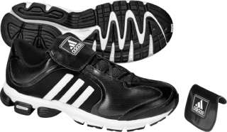 ADIDAS EXCELSIOR 6 MENS TURF SHOES (162700) BLACK/WHITE NEW