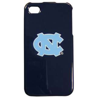 North Carolina Tarheels Apple iPhone 4 4S Faceplate Protector Case
