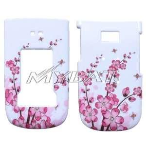 Spring Flower Design Snap On Hard Case for Nokia 3606