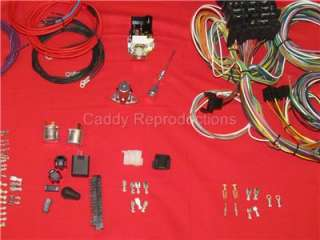 1940   1966 Universal Cadillac Wiring Harness Kit