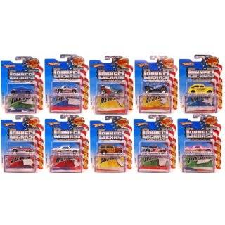 Hot Wheels Connect Cars Starter Kit with Louisiana, Ohio, & Oregon Die